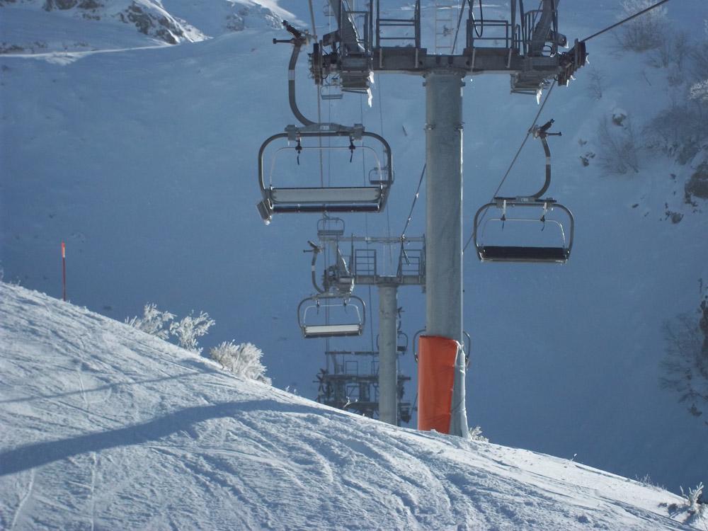 Ski resorts operation services